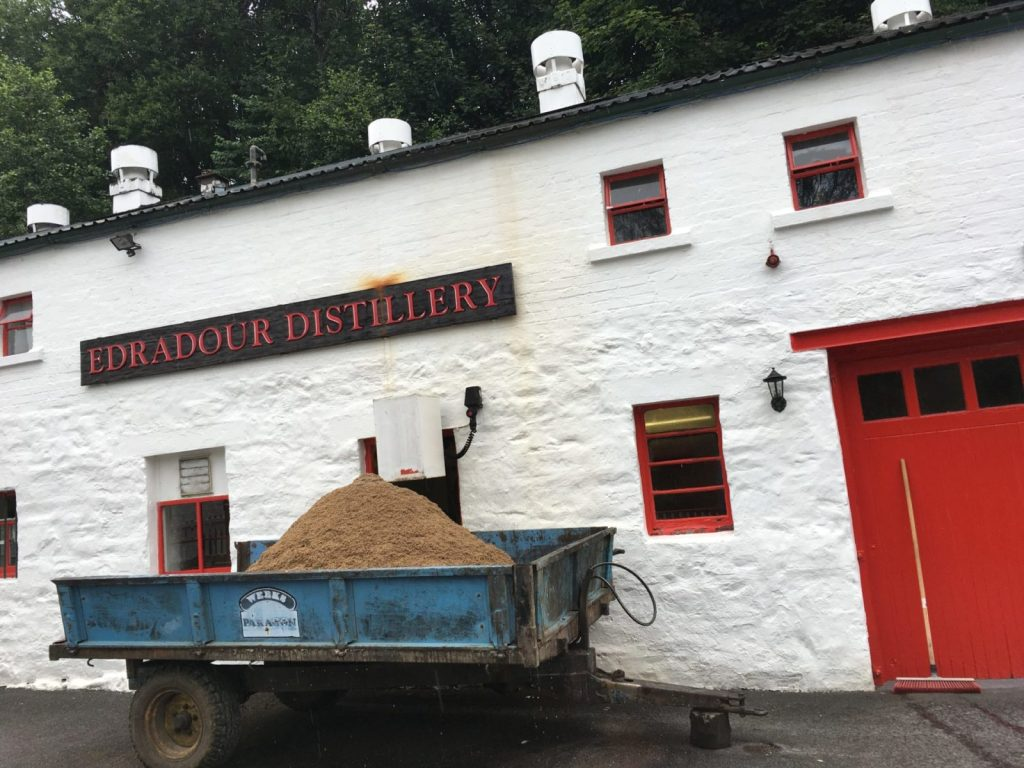 Tour Edradour Distillery best things to do in Pitlochry