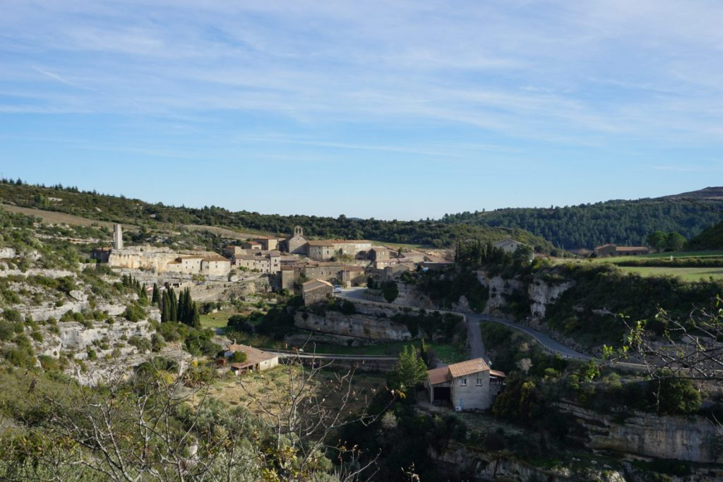 Minerve in southern France