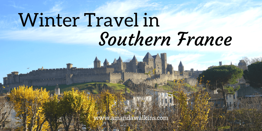 Travel to Southern France in winter