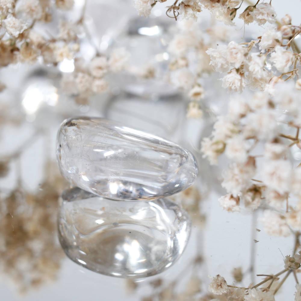 Cristal de roche roulé