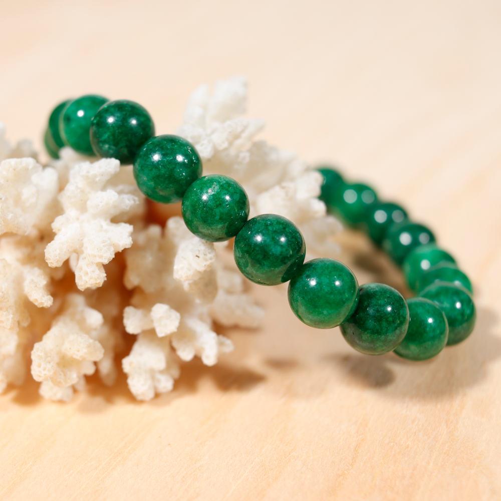 Bracelet en jade africain