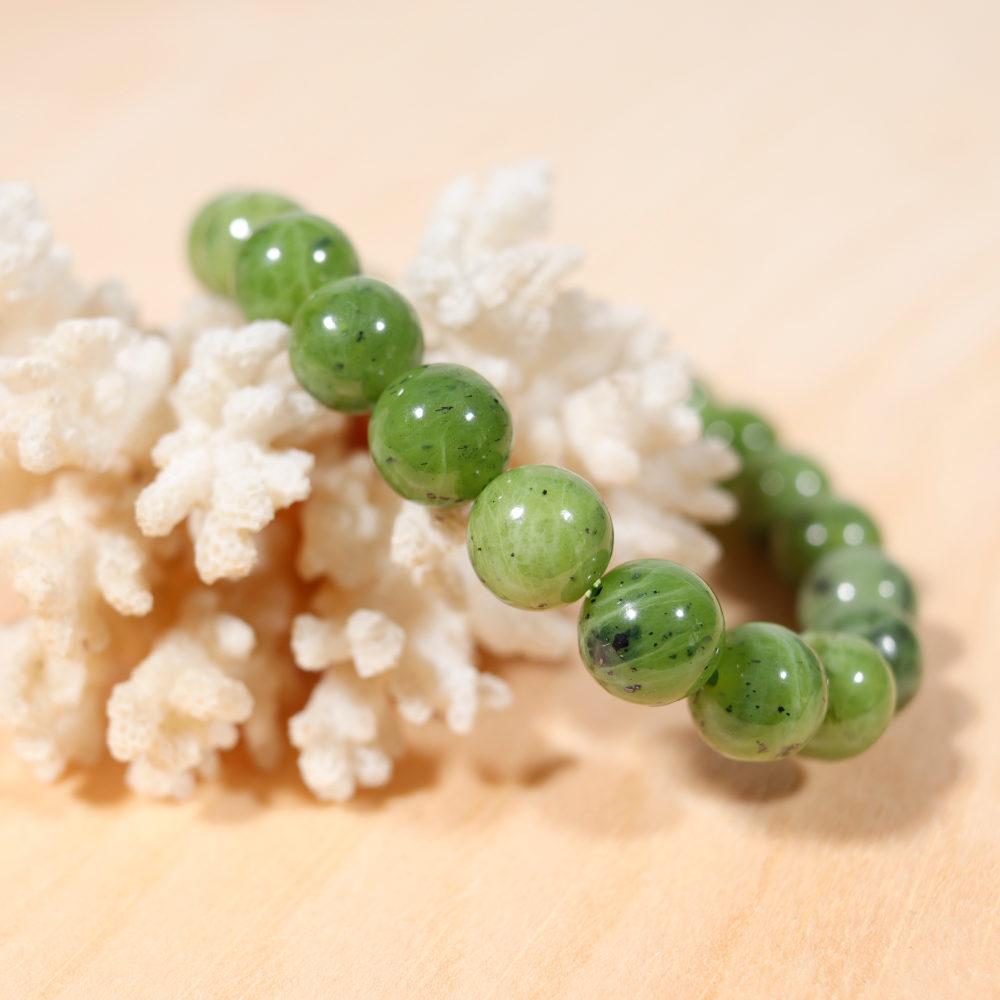 Bracelet en jade néphrite