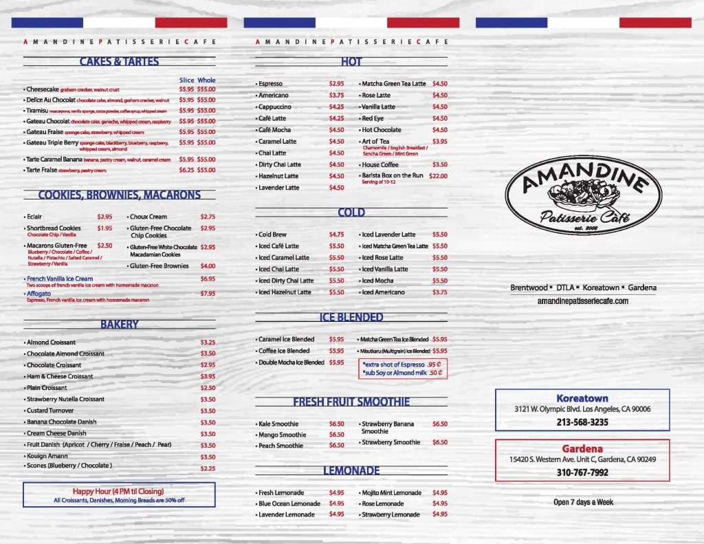 (11in x 8.5in) AMANDINE K-Town_To go Menu 2018 outline_Page_1