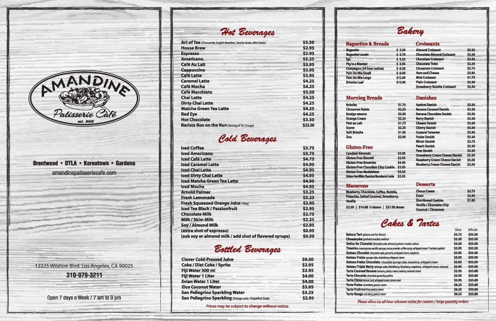 AMANDINE Brentwood_Lamination Menu 2018 outline_Page_1