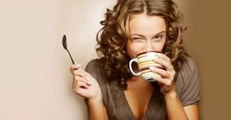 Los bebedores de café son más optimistas