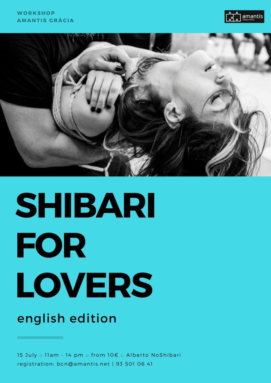 Cartel Shibari For Lovers. English Edition.