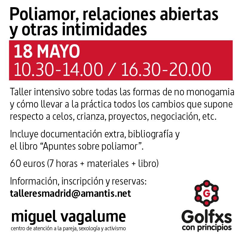 Poliamor, relaciones abiertas y otras intimidades con Miguel Vagalume