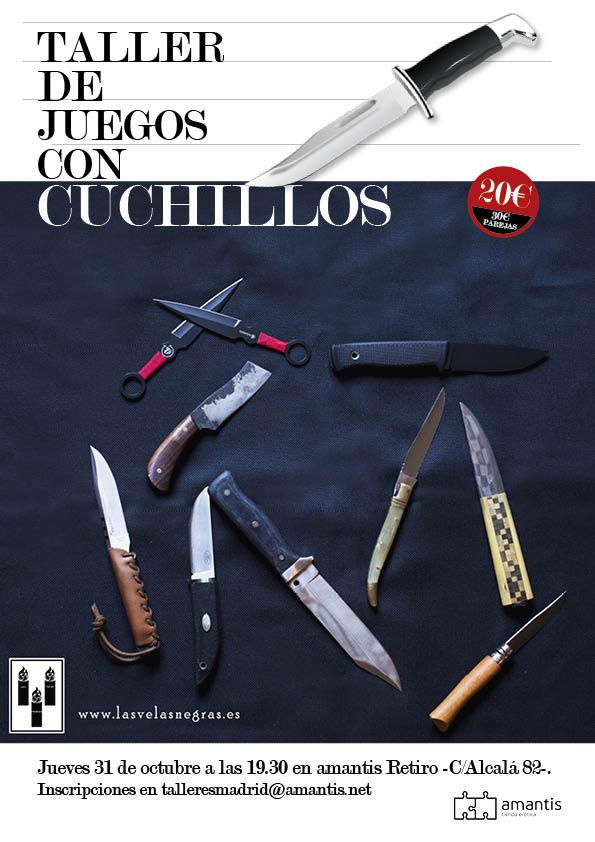 Taller juego con cuchillos