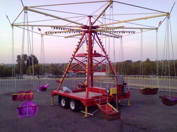 Carnival Swing Ride Rentals Rent Carnival Ride Swings