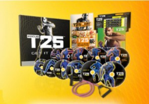 BeachBody Challenge Focus T25-Challenge Pack