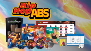 BeachBody Hip Hop Abs challenge pack