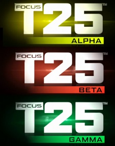 Focus T25 Cycles
