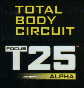 Fous T25 Total Body Circuit logo