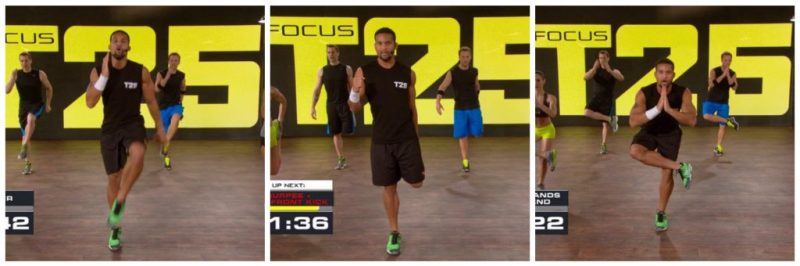 Focus T25 Up OVer Quad Stretch Prayer Hands Speed 1.0