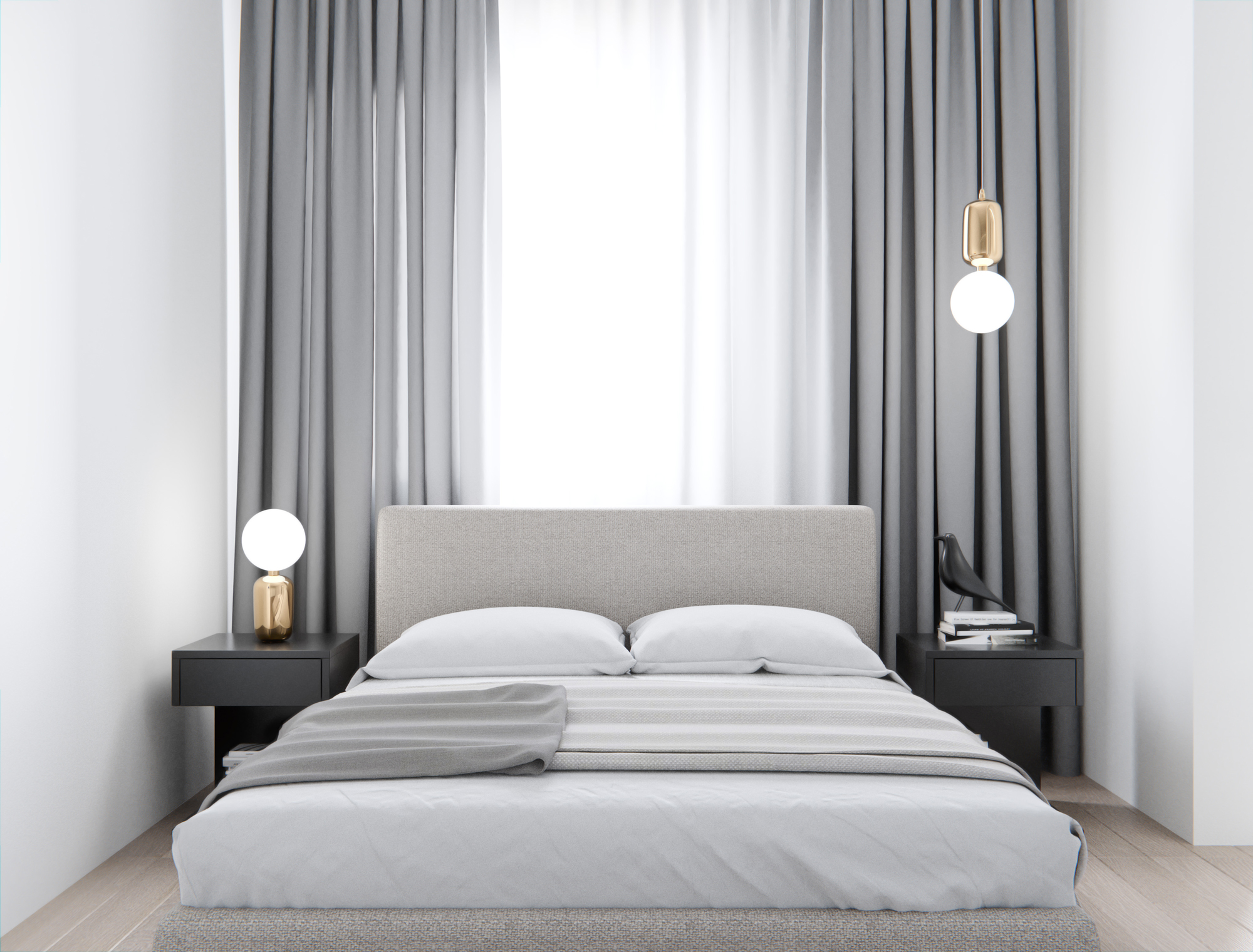 Bedroom Ideas  52 Modern Design Ideas for your Bedroom   The LuxPad joanna gauza bedroom decorating ideas