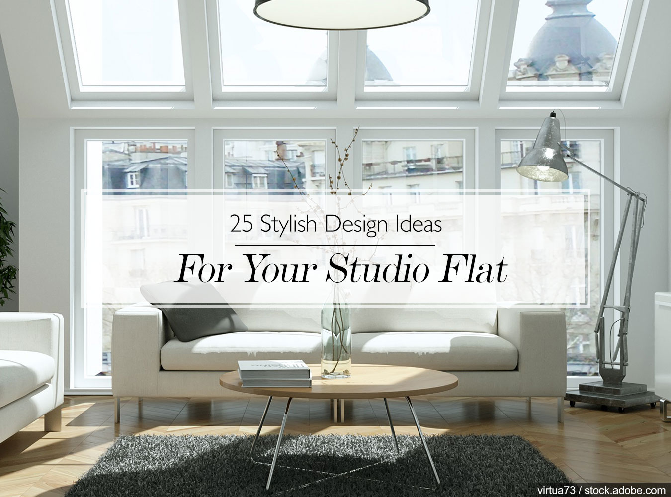 25 Stylish Design Ideas For Your Studio Flat The Luxpad