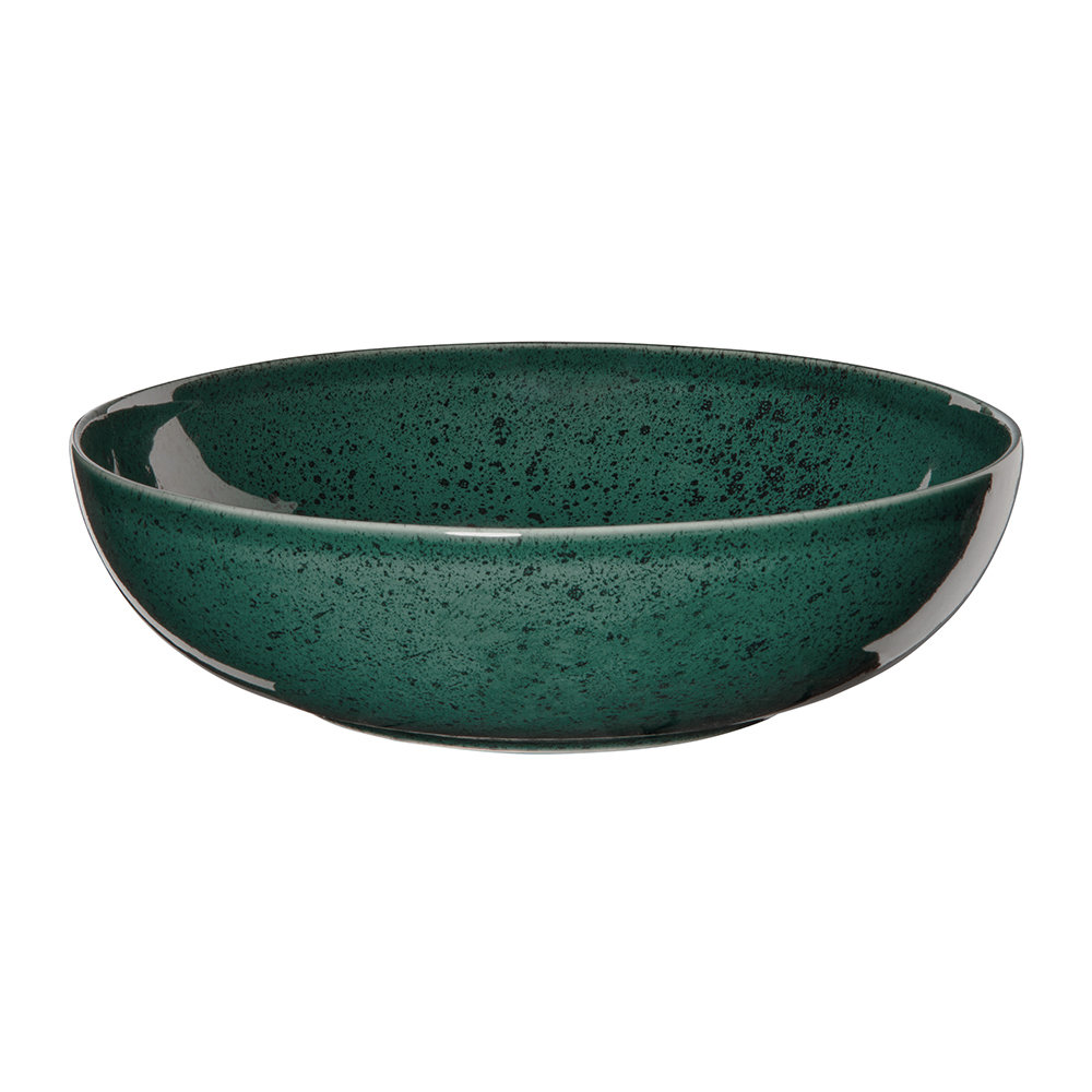 Buy Asa Selection Seasons Specked Plate Green Pasta Plate Amara