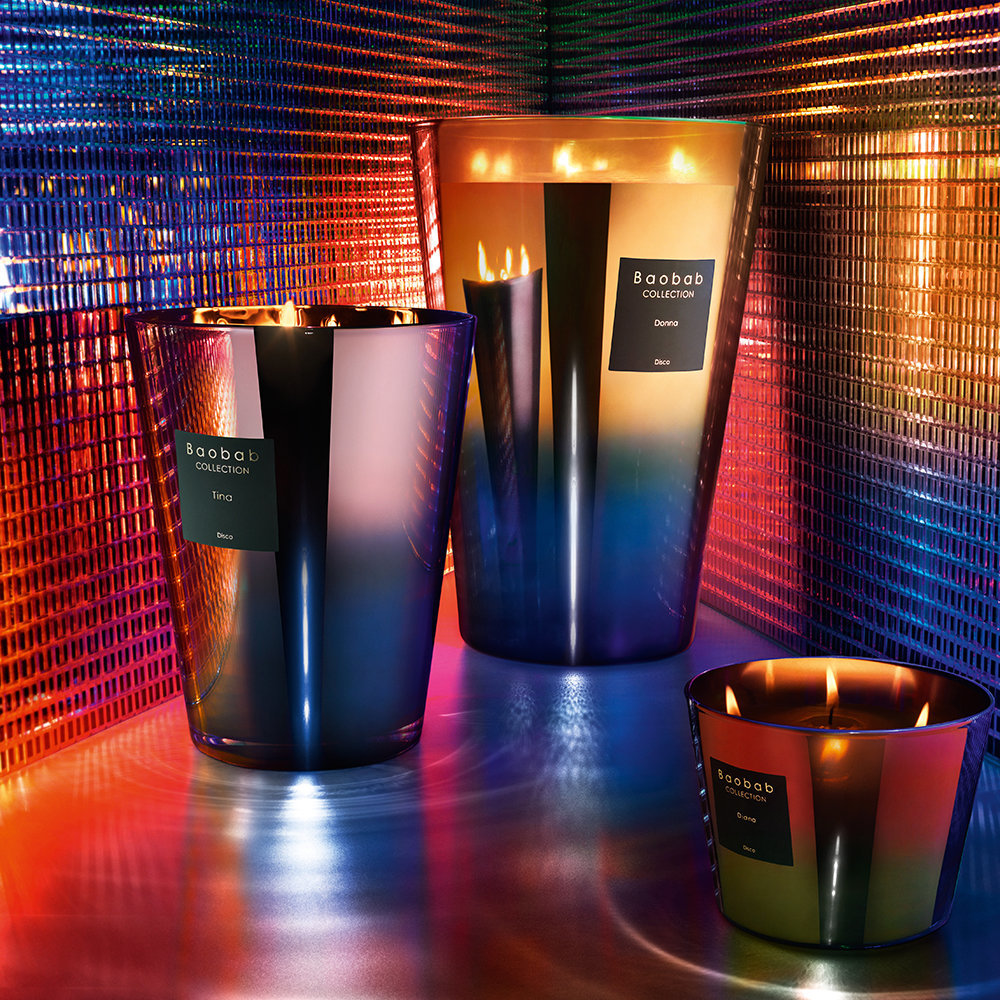 Buy Baobab Collection Disco Diana Scented Candle Limited