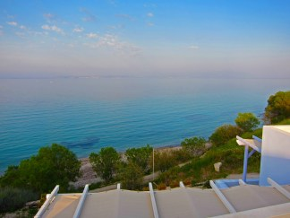 View from Amarandos
