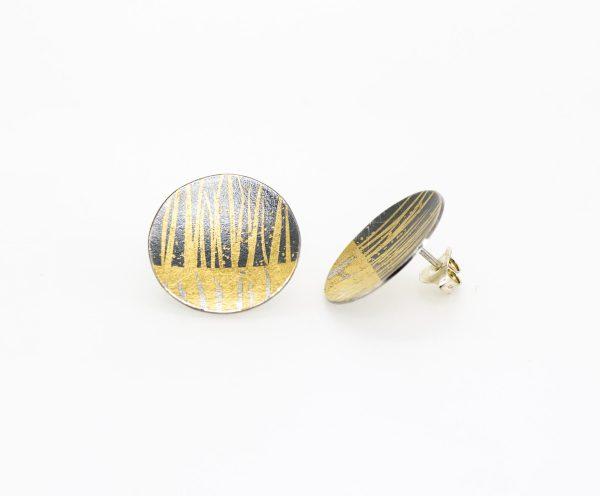 Hiroko Miyamoto. Joyas de diseño, Designer jewelry,. デザイナージュエリー, Barcelona. Keumboo, gold, oro, platino
