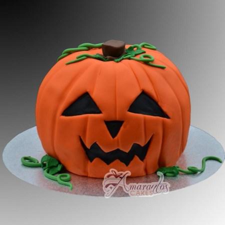 3D Halloween Pumpkin- NC183 1