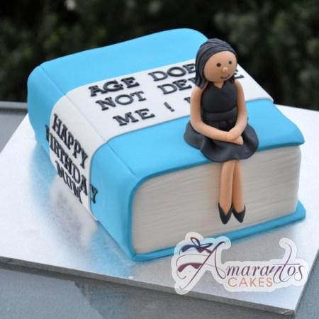 Book - Amarantos Cakes Melbourne