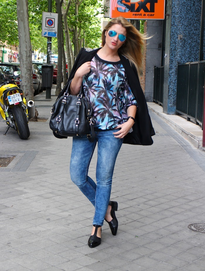 asos shoes palm shirt primark michael kors bag amaras la moda 4
