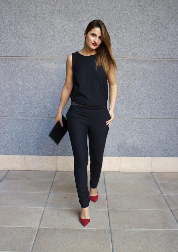 jumpsuit La Redoute amaras la moda 2