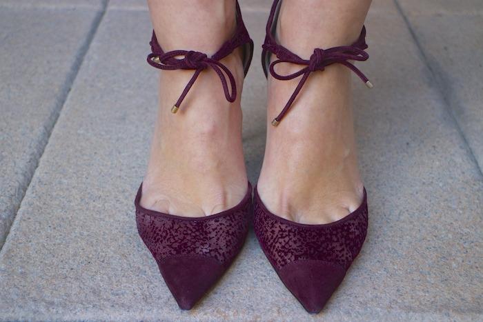ralph lauren leather skirt dolce and gabanna top jimmy choo shoes karen millen bag 6