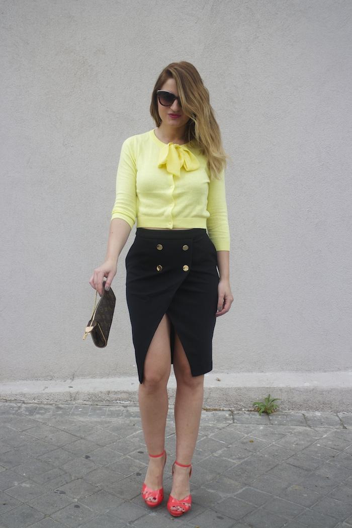 rebeca riverside amaras la moda Maria Mare sandalias louis vuitton bag. 7