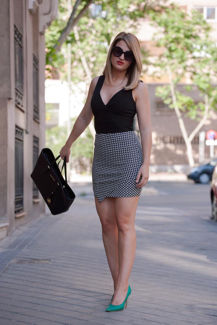 h&m skirt top amaras la moda liujo sunnies 2