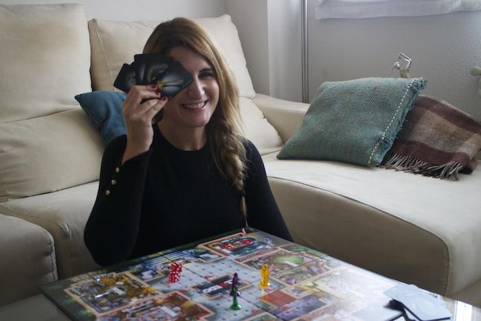 hasbro cluedo amaras la moda Paula Fraile juegos de mesa