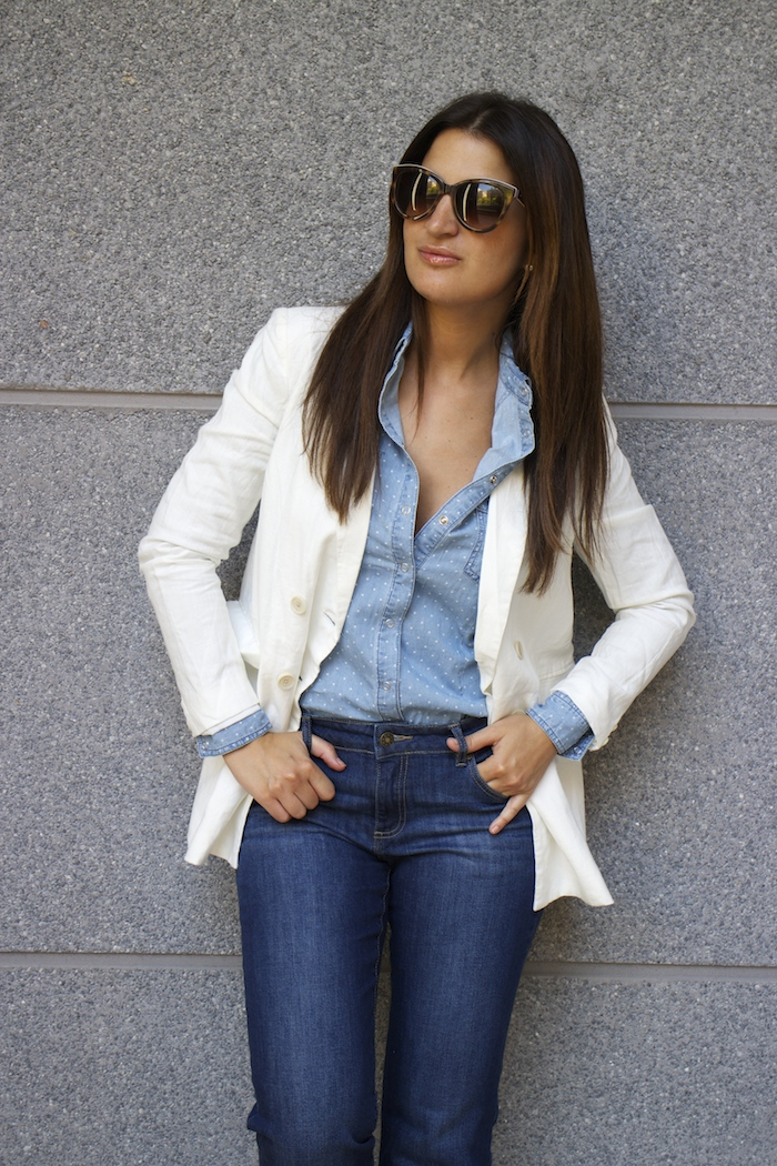 total look La Redoute amaras la moda embajadora Paula Fraile9