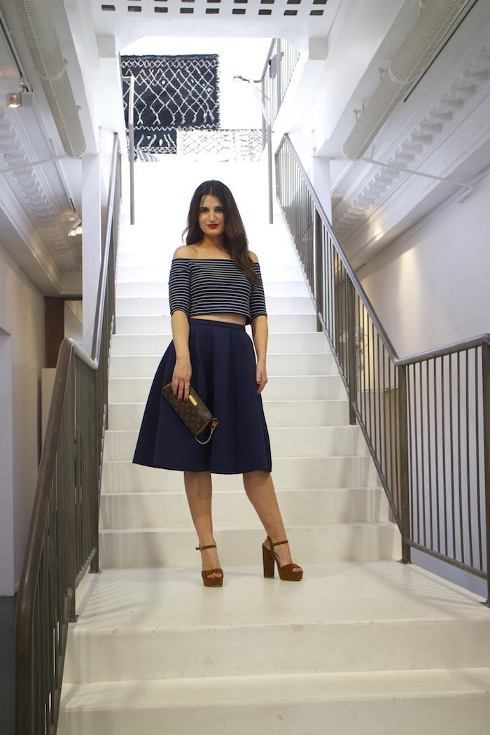pressday La Redoute Paris Amaras la moda Paula Fraile.6