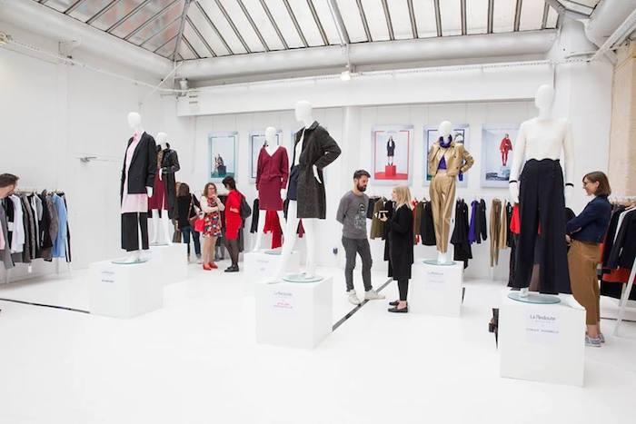 pressday La Redoute Paris Amaras la moda Paula Fraile10