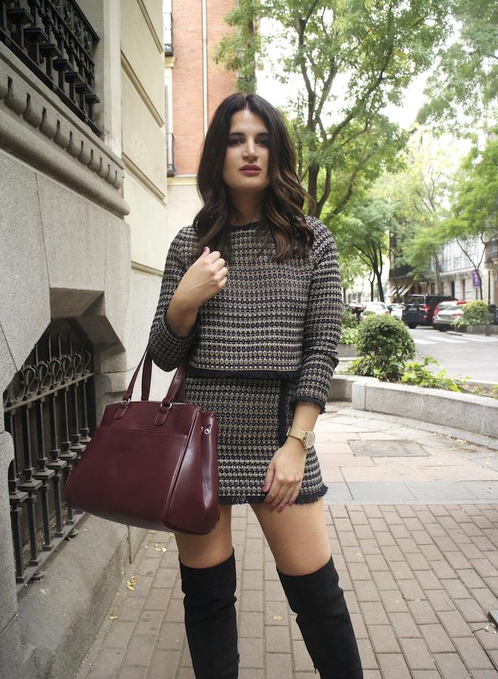 zara-top-and-skirt-over-the-knee-boots-justfab-la-redoute-bag-and-trench-amaras-la-moda-paula-fraile4