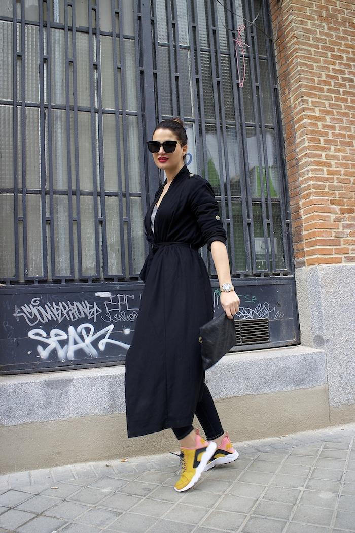 huarache nike ediciñon limitada levis jeans monglam sunnies amaras la moda paula fraile2