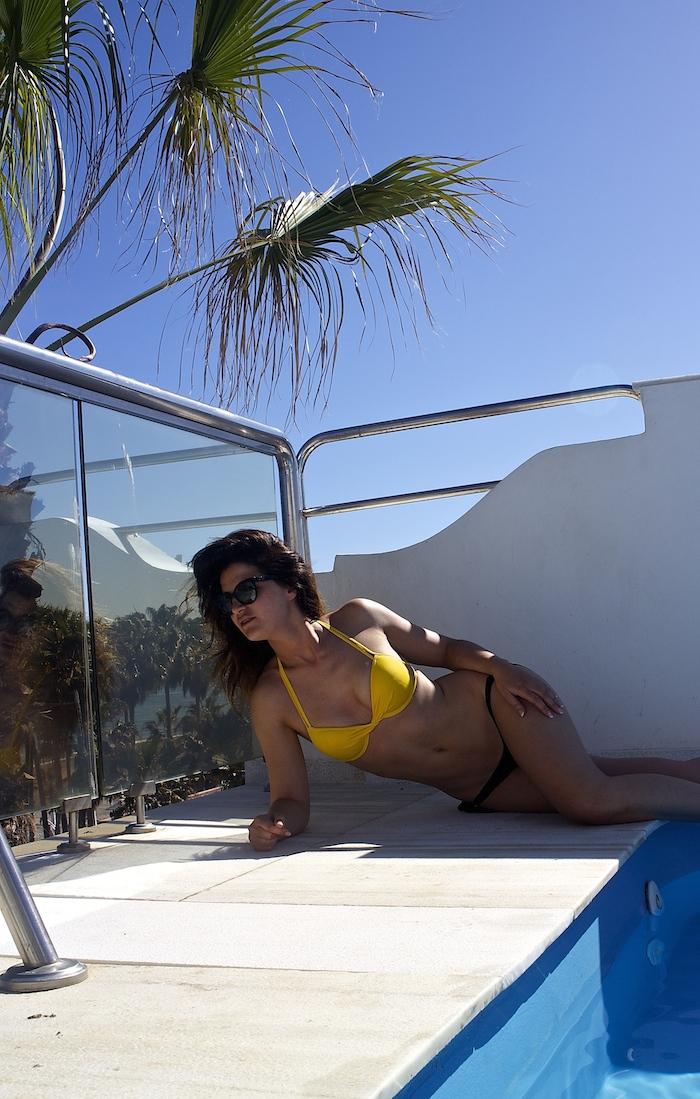 hotel iberostar Costa del sol amaras la moda paula fraile6