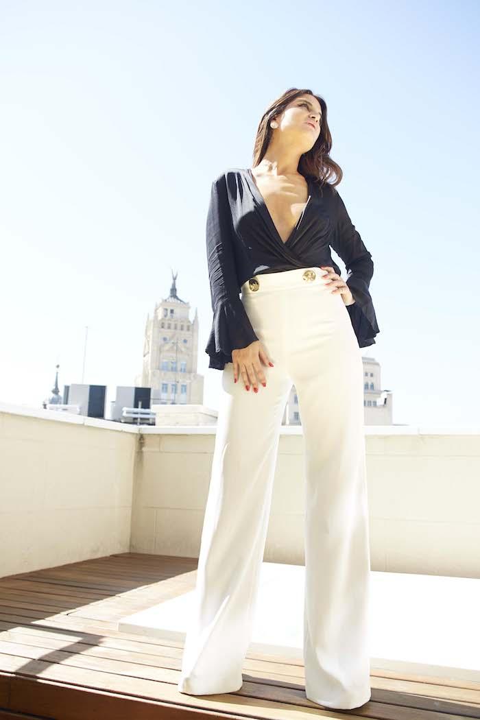 conjunto Zara iberostar Las letras amaras la moda Paula Fraile8