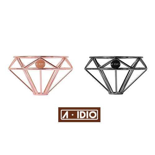 A-IDIO鑽石咖啡濾杯