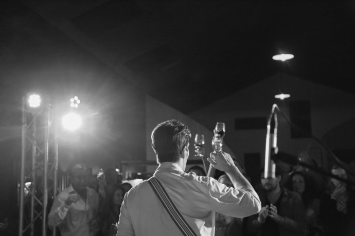 Paso Robles Harvest Wine Weekend Band of Heathens Concert at Treana Photographed by Amarie Design Co.