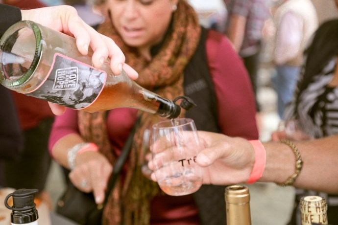 Paso Robles Harvest Wine Weekend at Hope Family Wines Tasting Cellar by Amarie Design Co.
