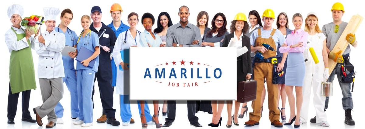 Amarillo Job Fair Job Seekers
