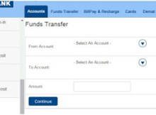 HDFC Fund Transfer