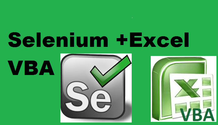 Selenium in Excel VBA - Amarindaz