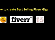create best selling Fiverr gigs