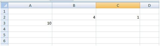 How to refer range using offset method
