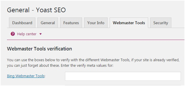 verifywebsiteinbing webmaster_yoast_seo_002