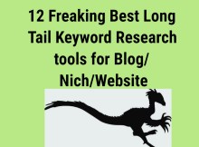 Long tail keyword research tool feature