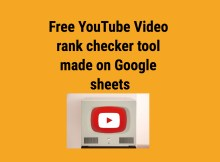 Youtube rank checker feature image